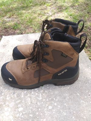 Red wing steel toe boots size 12 for Sale in NEW PRT RCHY, FL