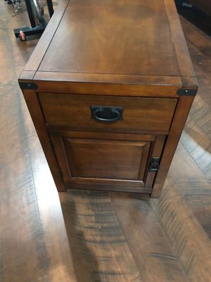 Heavy Malaysian side table for Sale in Centreville, VA