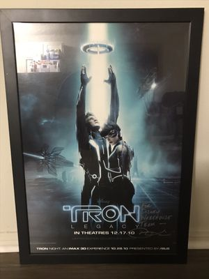 FREE TRON MOVIE POSTER for Sale in Burbank, CA