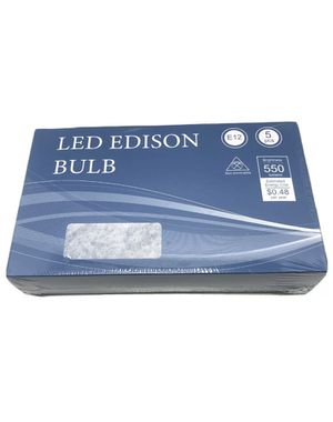 5 E12 LED Edison Bulb Light Bulb 4W LED Candle Lamp for Sale in Valley Center, CA