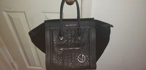 Authentic Mario Valentino leather handbag for Sale in Alexandria, VA