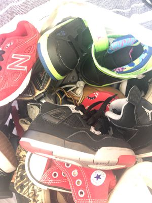60 pairs of toddler shoes for Sale in Washington, DC