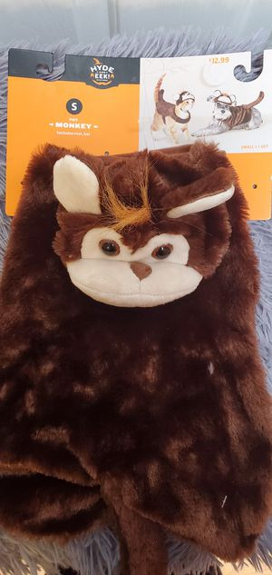 Brand New Pet Dog Cat Halloween Costume Size Small $8.00 for Sale in Gardena, CA