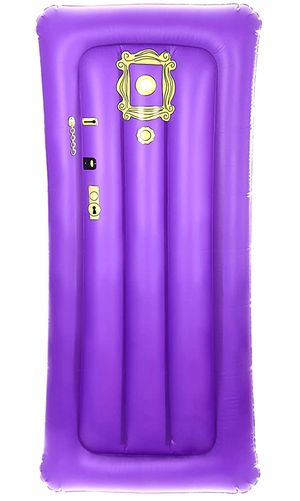 """Friends TV Show , Friends Door Pool Float Lounger , 59 x 32"""" and holds up to 200 lbs. for Sale in Arlington, TX"""