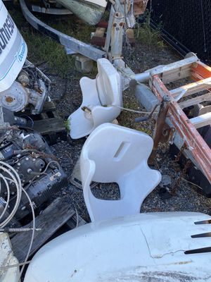 Boat seats for Sale in Freeport, NY