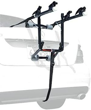 Allen Sports Deluxe 2-Bike Trunk Mount Rack, Model 102DB, Black for Sale in Dallas, TX