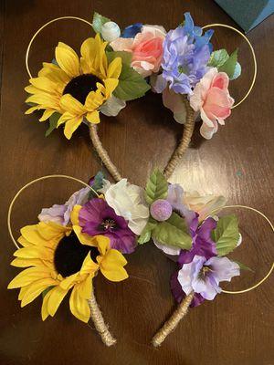 Custom made Disney ears headbands for Sale in Chula Vista, CA