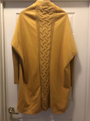 NEW! Cable Knit , Spring /Fall Fashion Cardigan for Sale in Weehawken, NJ