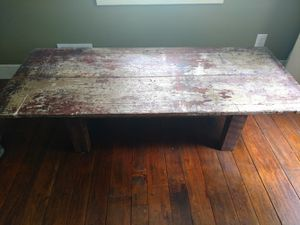 Coffee table for Sale in Waterford, PA