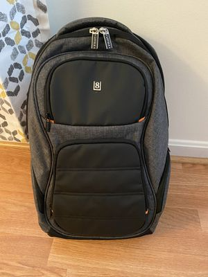 LEVEL8 Laptop Backpack with USB Charging Port for Sale in Herndon, VA