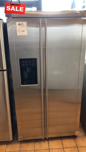 FIRST COME!!CONTACT TODAY! Refrigerator Fridge GE Monogram #1482 for Sale in Silver Spring, MD