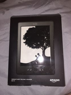 Worlds best selling Amazon kindle for Sale in Alexandria,  VA