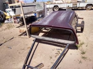 Camper shell for stepside pickup for Sale in Las Vegas, NV