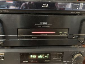 Onkyo stereo power amp for Sale in Long Beach, CA