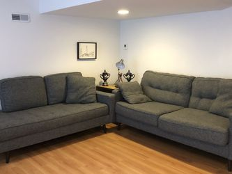 Mid Century Couch Sofa Set for Sale in Saint Charles,  MO