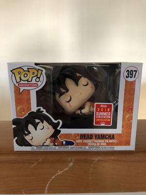 Dead Yamcha Funko POP: 397 for Sale in Everett, WA