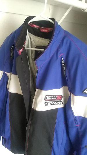 Teknic motorcycle jacket for Sale in Glendale, AZ