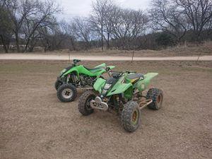 Kawasaki kfx400 atv for Sale in Forest Hill, TX