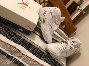 Air Jordan 8 retro ovo for Sale in The Plains, VA