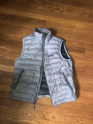 patagonia vest medium zip up for Sale in Boston, MA