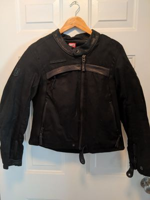 Like New Condition Women's Medium Icon Hella 1000 Motorcycle Jacket for Sale in Oldsmar, FL
