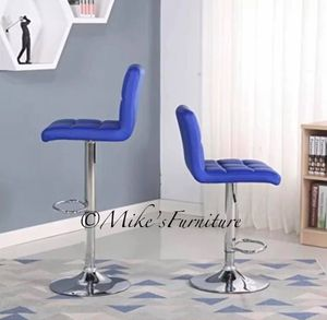 Brand new 2 blue bar stools ( shipping is available) for Sale in Orlando, FL