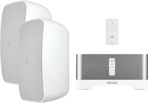 Sonos outdoor speakers and amplifier system for Sale in Lombard, IL