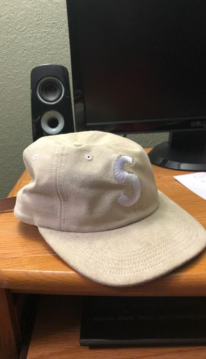 Supreme 6 panel camp hat for Sale in Glen Carbon, IL
