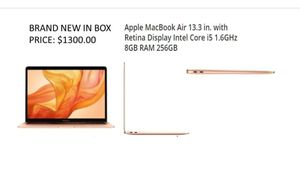 Apple MacBook for Sale in SIENNA PLANT, TX