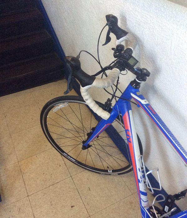 LIV racing bike (ALUXX)