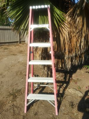 6ft ladder for Sale in San Diego, CA