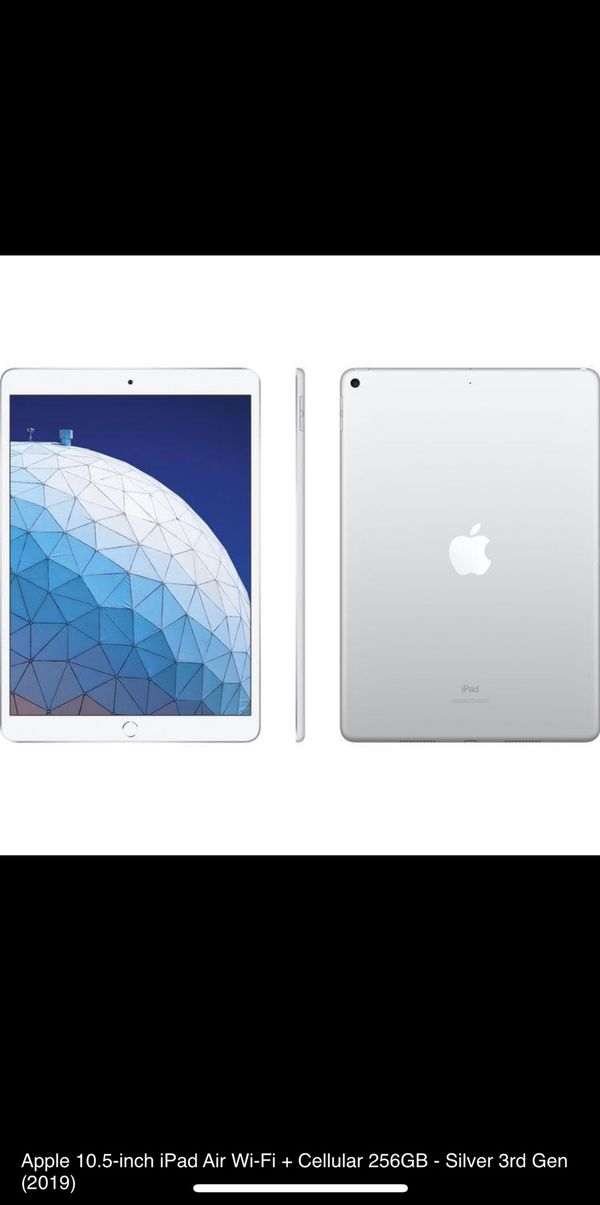 FOR SALE OR TRADE {{SEALED}} UNLOCKED IPAD AIR 256GB 3rd Gen WIFI & CELLULAR