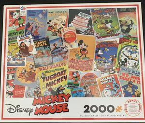 Disney Puzzle for Sale in San Antonio, TX