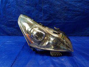 2010 2011 2012 2013 2014 2015 INFINITI G25 G37 Q40 SEDAN RIGHT SIDE XENON HEADLIGHT LAMP for Sale in Fort Lauderdale, FL