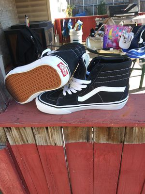 Brand New Vans Shoes size 7 Mens & 8.5 Womens for Sale in Dallas, TX