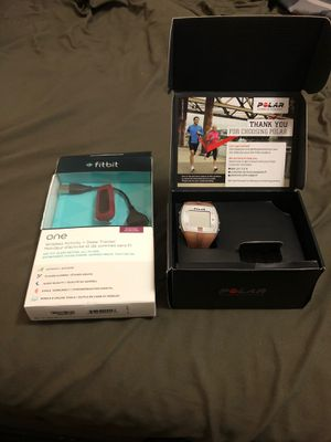 Fitness tracker and pedometer for Sale in Pueblo, CO