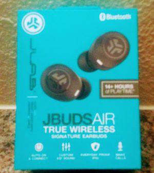 Jbuds Air True Wireless Earbuds for Sale in San Antonio, TX