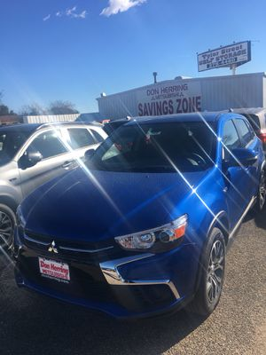 2019 Mitsubishi Outlander Sport ES 4dr Crossover 5M for Sale in Dallas, TX