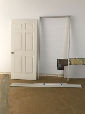 One door with frame and trim for Sale in Bellevue, WA