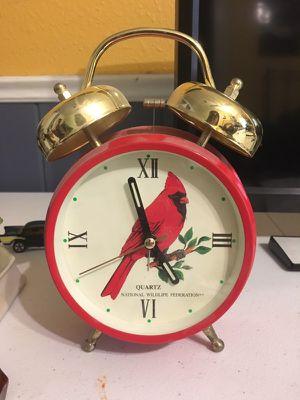 Cardinal Alarm Clock for Sale in Austin, TX