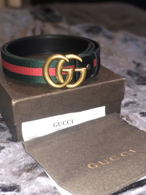 Gucci belt for Sale in Southwest Ranches, FL