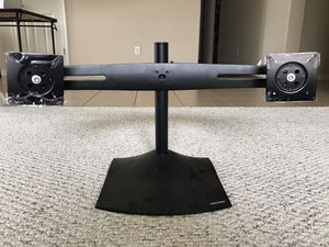 Dual monitor stand for Sale in Pflugerville, TX