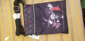 THE NIGHTMARE BEFORE CHRISTMAS teuck or treaters PASSPORT CROSSBODY BAG for Sale in Whittier, CA