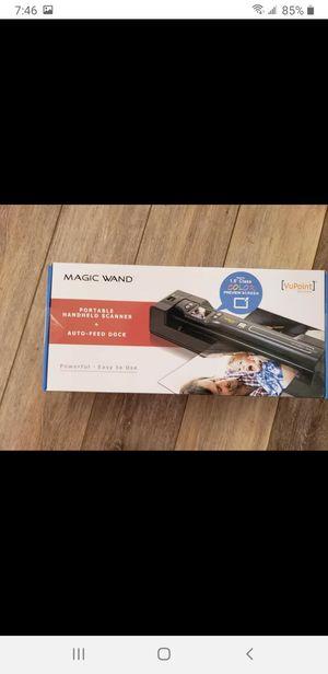 VuPoint Handheld Scanner BRAND NEW. for Sale in Pueblo, CO