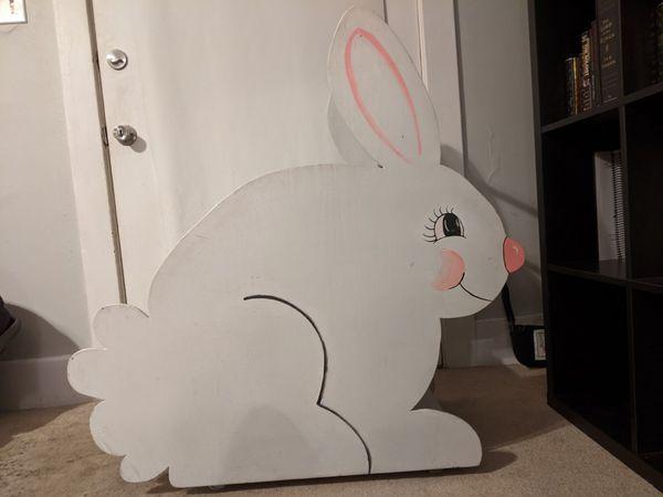 Free Bunny Toy Box