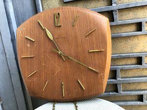 Wooden Clock for Sale in Santa Monica, CA
