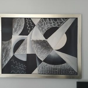 Large Modern Picture In Frame for Sale in Fontana, CA