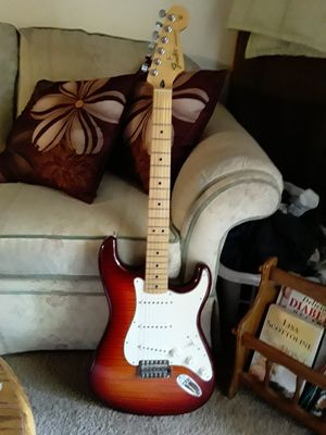 Mexico stratocaster for Sale in Rancho Cucamonga, CA