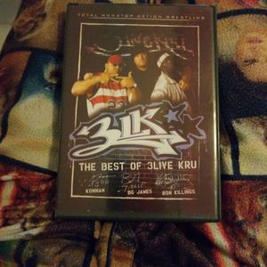 Tna Wrestling 3LK The Best of The 3Live KRU for Sale in Chicago, IL