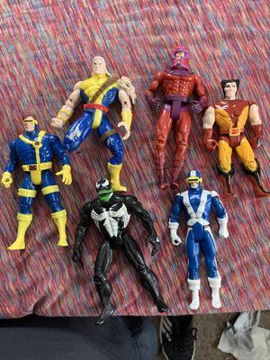 Marvel toy biz figures 1990s for Sale in West Sacramento, CA
